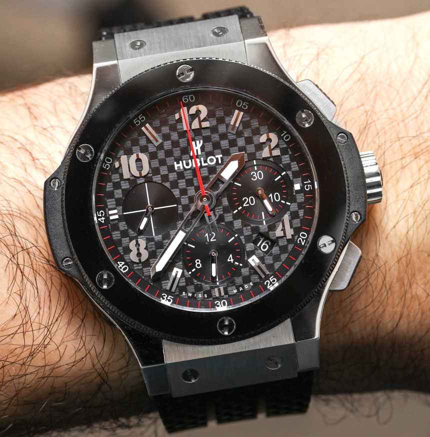 Hublot Big Bang 44 'Original' Watch Review & What It Meant To Jean-Claude Biver