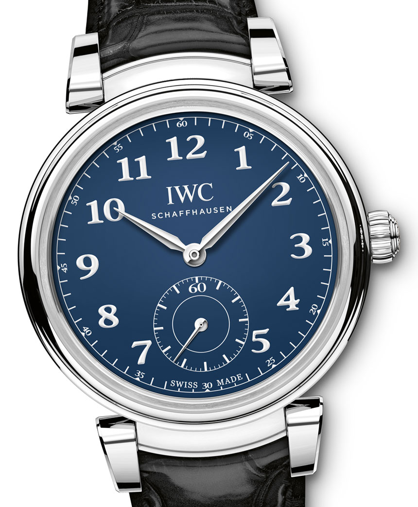 IWC Da Vinci Automatic Edition '150 Years' Watch For 2018 Watch Releases