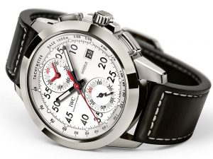 IWC Ingenieur Chronograph Sport Edition '50th Anniversary Of Mercedes-AMG' Watch Watch Releases
