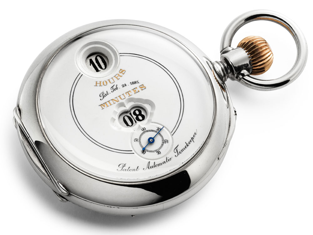 IWC Tribute To Pallweber Edition '150 Years' Watch Watch Releases