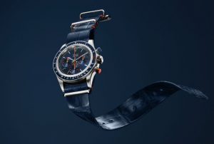 Les Artisans De Genève 'Cool Hand Brooklyn' Customized Rolex D Blue Review Daytona Watch Designed By Spike Lee Watch Releases