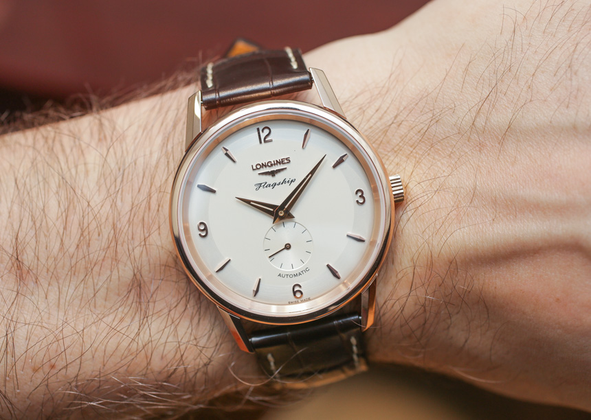 Longines Flagship Heritage 60th Anniversary Watch Hands-On
