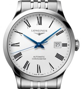 Longines Record Watches Are Brand's First COSC-Certified Collection Watch Releases