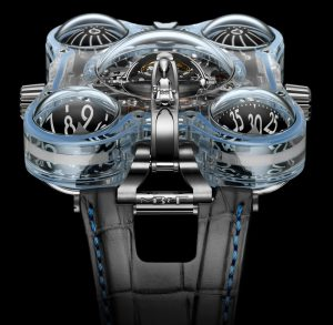 MB&F HM6 Alien Nation Watch Watch Releases