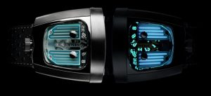 MB&F HMX Watch & StarFleet Machine Black Badger Limited Editions Watch Releases