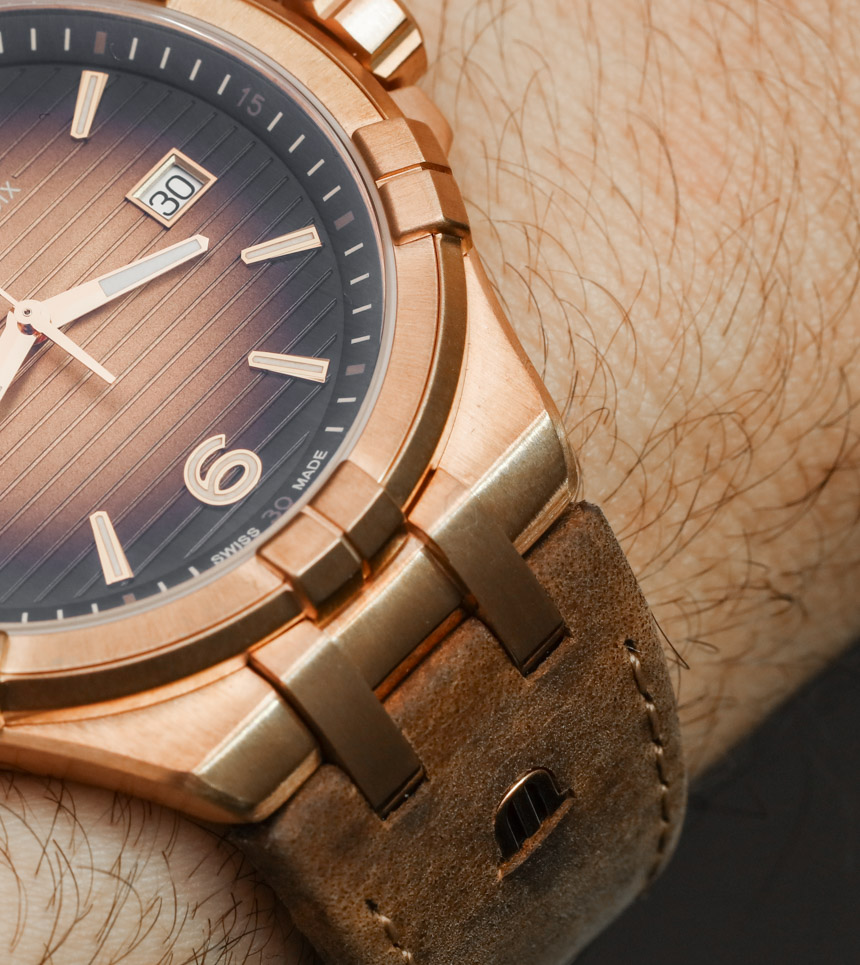 Maurice LaCroix Aikon Bronze Watch Hands-On Hands-On