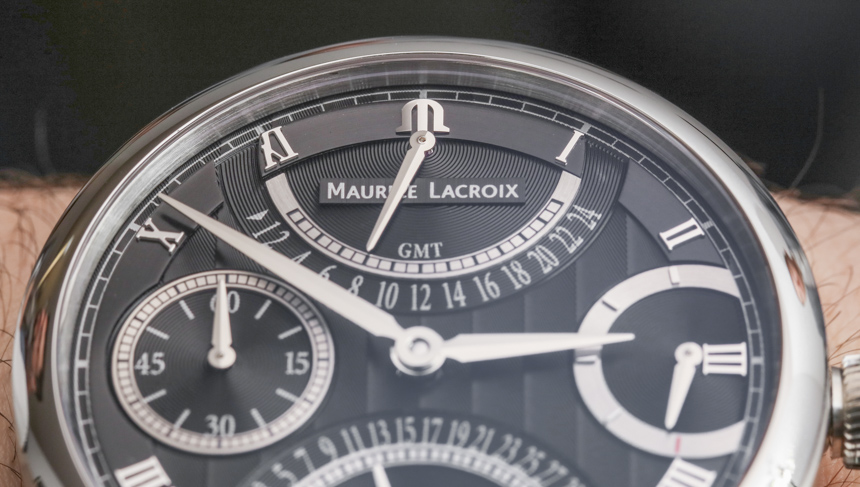 Maurice LaCroix Masterpiece Double Retrograde & Moon Retrograde Watches Hands-On Hands-On