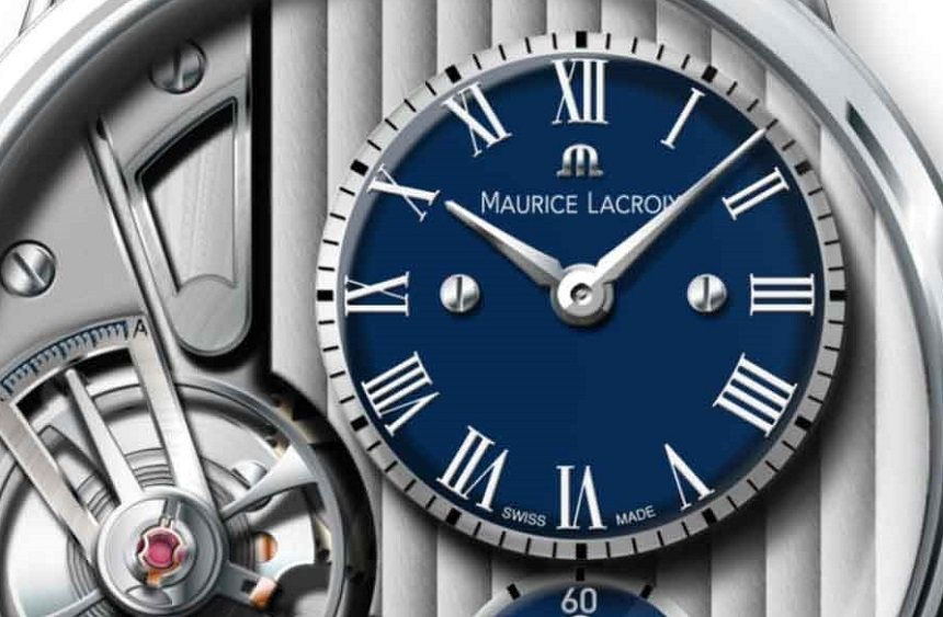 Maurice Lacroix Masterpiece Gravity Harrods Exclusive Limited Edition Watch Watch Releases