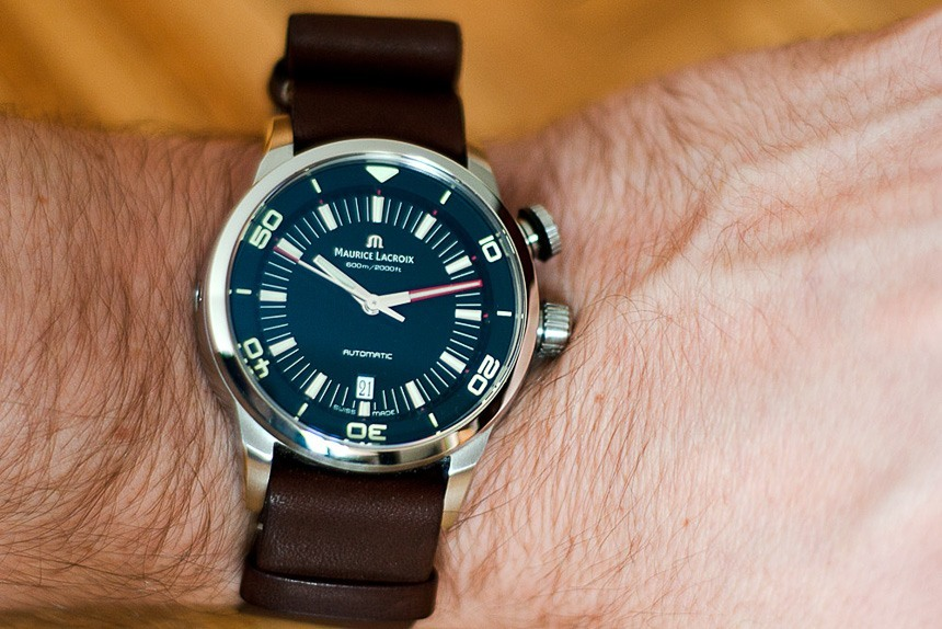 WATCH WINNER REVIEW: Maurice Lacroix Pontos S Diver