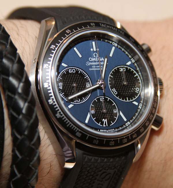 Omega Speedmaster Racing Watches Hands-On Hands-On