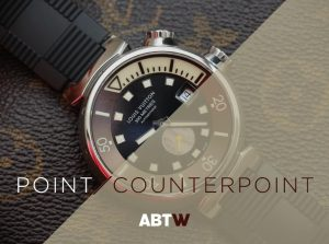Point/Counterpoint: 'Fashion House' Watches For Men? Feature Articles