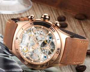Here Present The Aurora Air Bubble Collection With 44mm Case Diameter Luxury And Cool