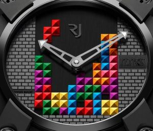 Romain Jerome Tetris-DNA Watch Watch Releases