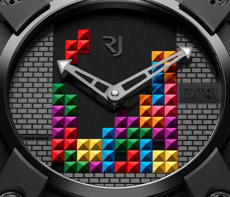 Romain Jerome Tetris-DNA Watch