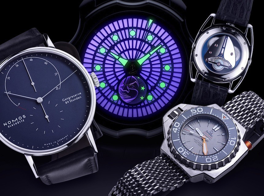10 Watches Recommended For Anyone According To Rob Nudds