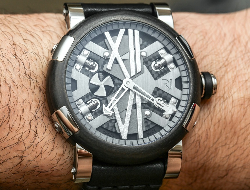 Romain Jerome Steampunk Auto 46 Watch Review