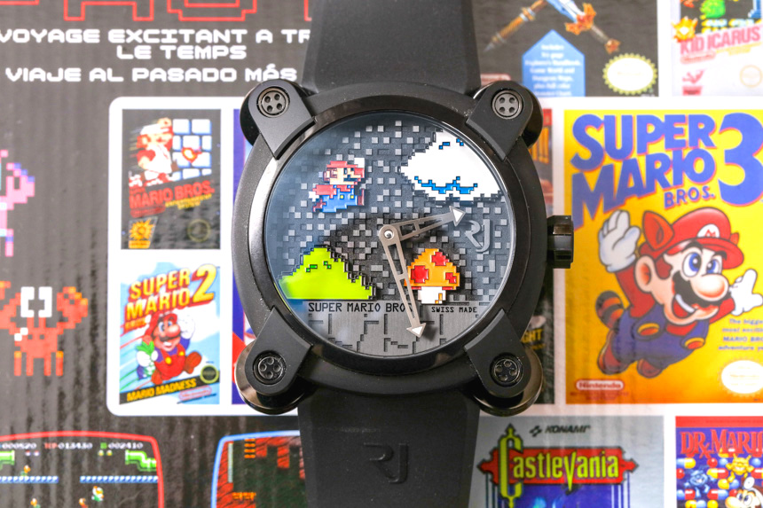 Reliving My Childhood With The Romain Jerome Super Mario Bros. Watch
