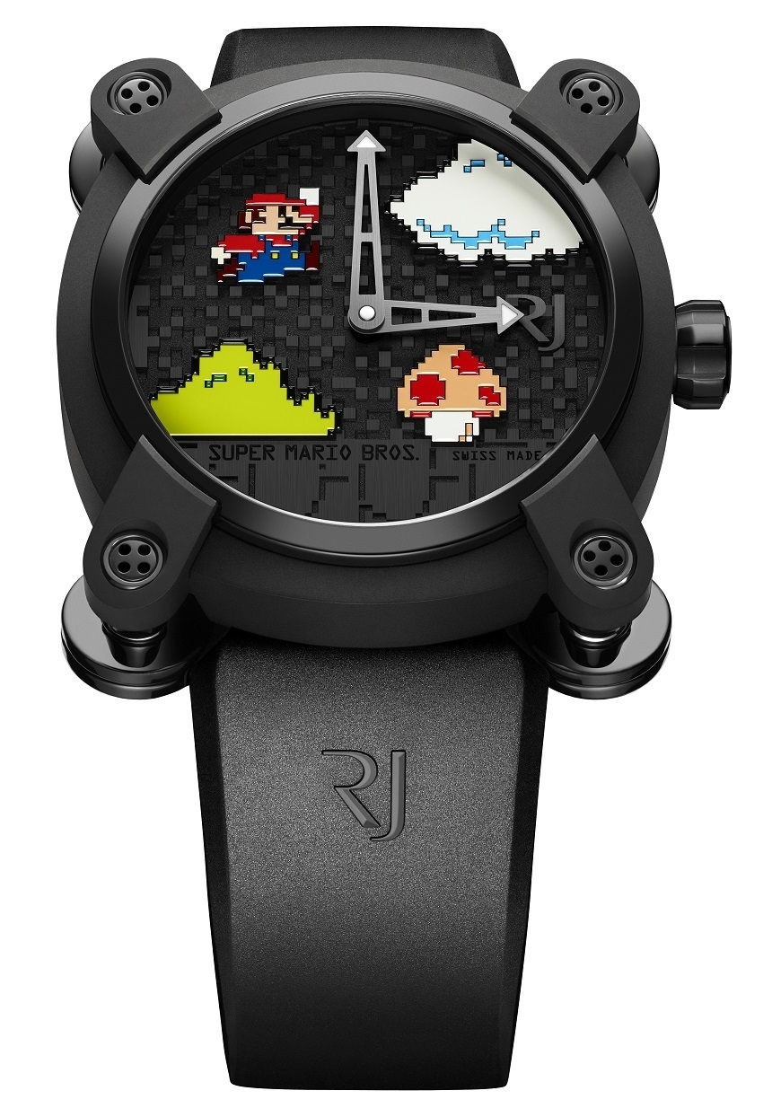 Romain Jerome Super Mario Bros. Watch