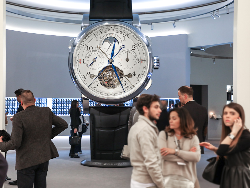 Top 11 Watches Of SIHH 2017 & An Industry Holding On Tight