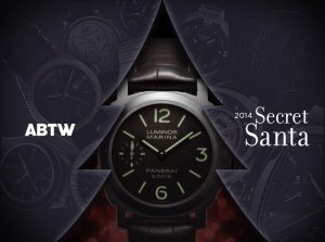 The Great Team ABTW Holiday 2014 Fantasy Secret Santa Anti-Gift-Guide Watch Gifting Experiment ABTW Editors' Lists