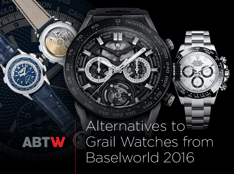 aBlogtoWatch eBay Watch Buying Guides: Grail Alternatives, Toughest Watches, Chronographs, & More