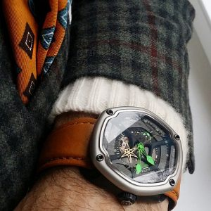 Find Most Attractive in Men's Style, Well-Chosen Watch Truly Elevates Your Style
