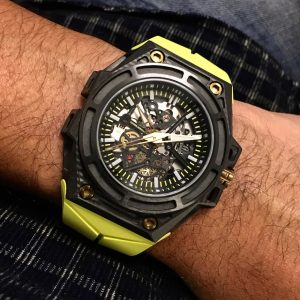 Linde Werdelin SpidoLite 3DTP Carbon Watch Review Wrist Time Reviews