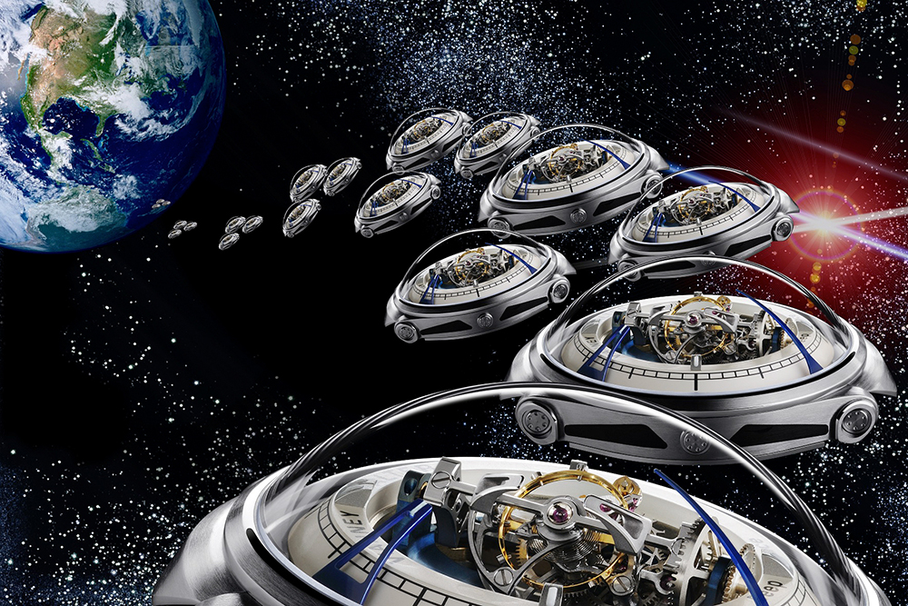 Luxury Watches Inspired By Star Trek