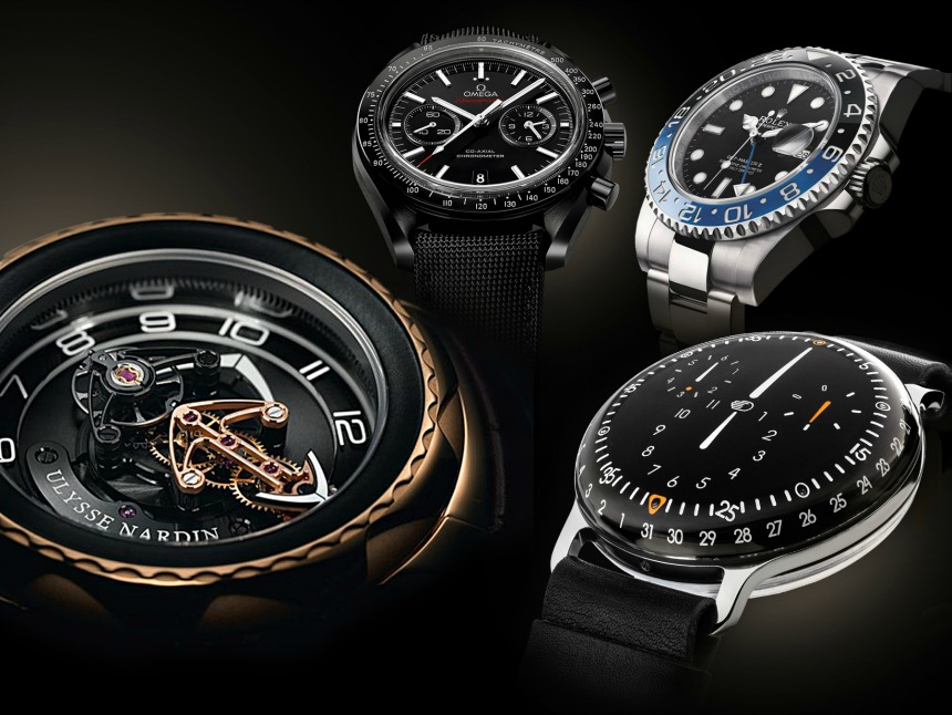 Editors' Holiday Watch Wish List Buying Guide For 2013
