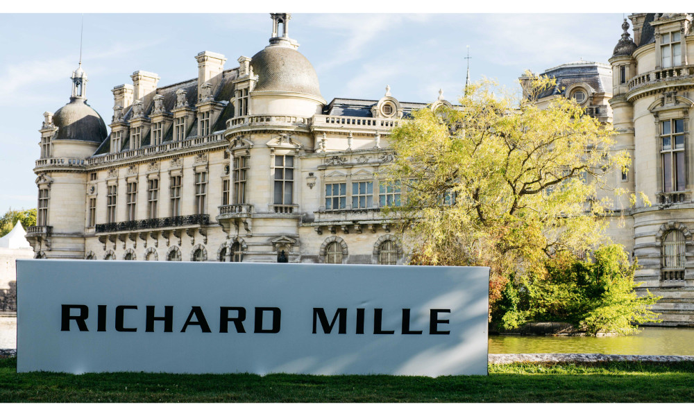 Chantilly Arts & Elegance Event With Richard Mille Watches