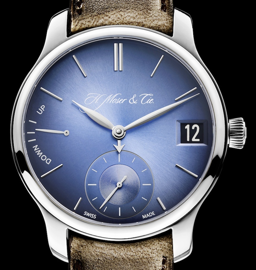Is The H. Moser & Cie Perpetual Calendar One Of The Original Smartwatches? Their Video Suggests So Watch Releases