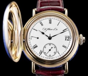 H. Moser & Cie Perpetual Calendar Heritage Limited Edition Watch Watch Releases