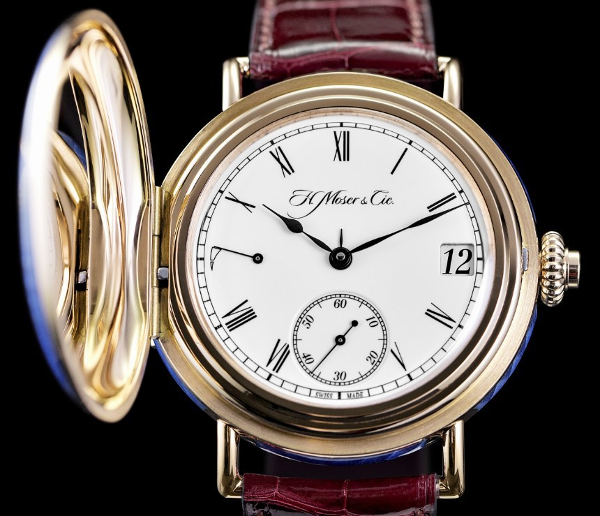 H. Moser & Cie Perpetual Calendar Heritage Limited Edition Watch