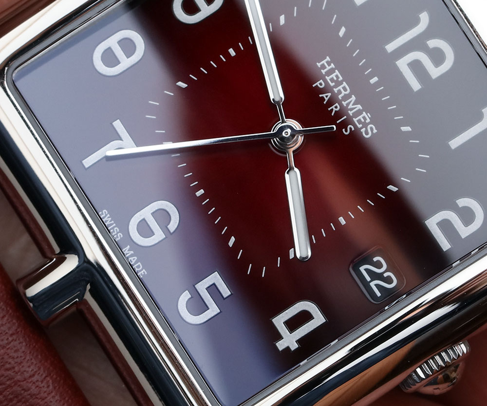 Hermès Cape Cod Watches Hands-On Hands-On