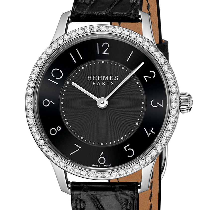 Hermés Slim D'Hermés Ladies' Watches