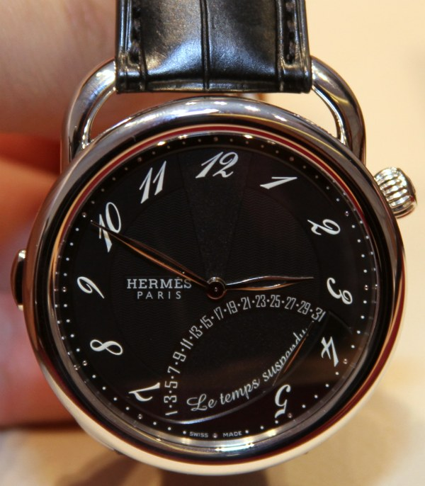 Hermes Le Temps Suspendu Watch: Why Do You Suspend Time? Watch Releases