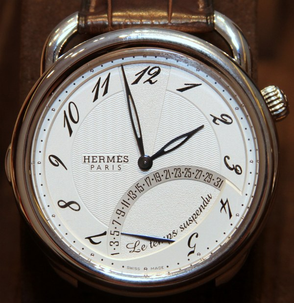 Hermes Le Temps Suspendu Watch: Why Do You Suspend Time?