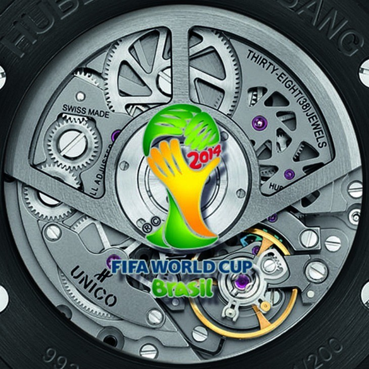 Watches Of The 2014 Brazil World Cup