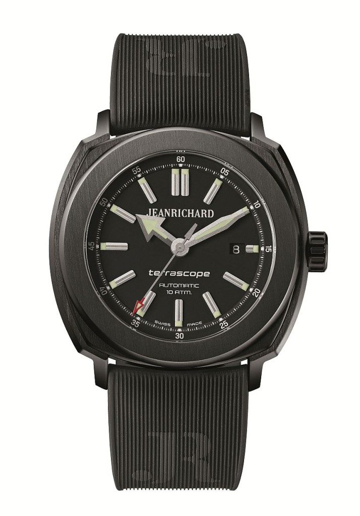 JEANRICHARD Nocturnal Adventures Watches For 2014 Watch Releases