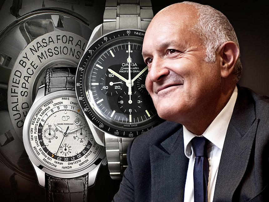 My First Grail Watch:  Michele Sofisti Of Gucci Watches, Girard-Perregaux, And JEANRICHARD