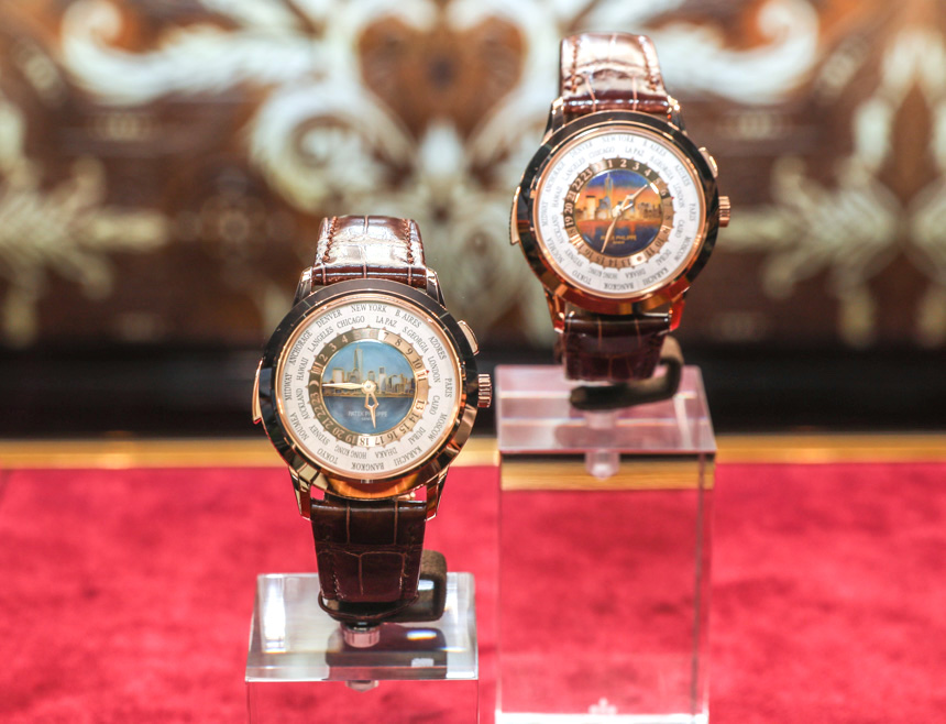 Patek Philippe Watches Grand Exhibition 2017 In New York City: Why It Is Worth Going