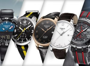 Five Of Tissot's Most Popular Watches For Your Holiday Wish List ABTW Editors' Lists