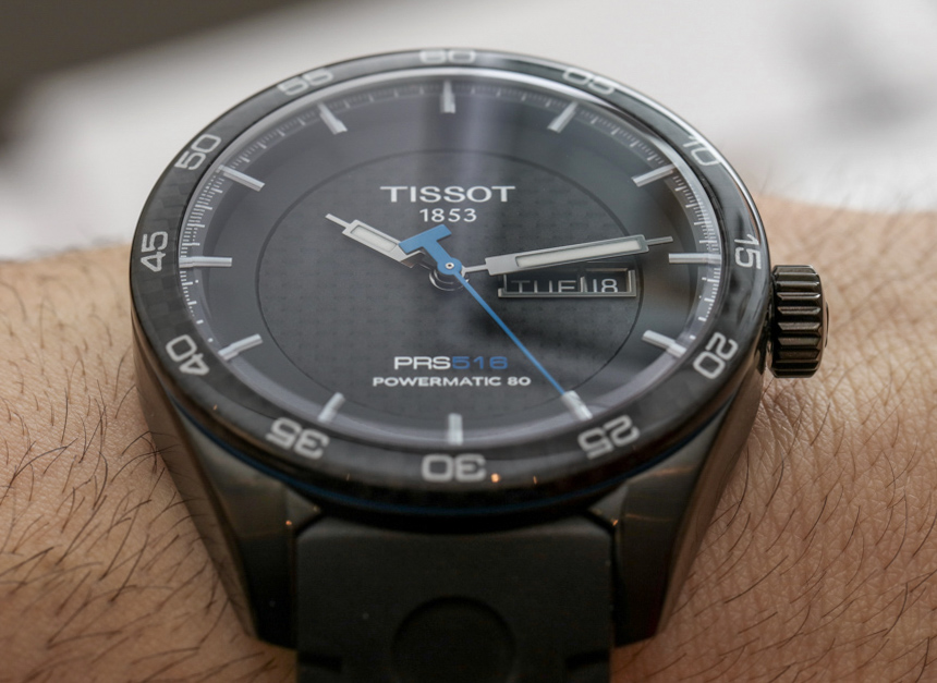 Watch Winner Review Tissot Prs 516 Automatic I Ww