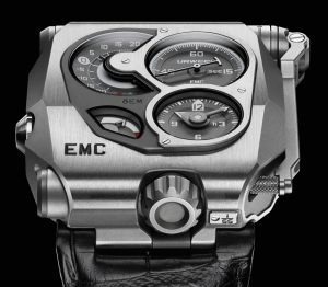 Urwerk EMC Watch: For Mobile Accuracy Tweaking Watch Releases