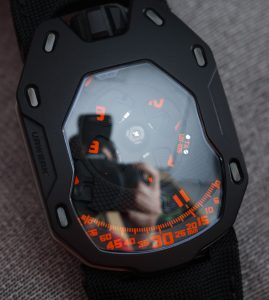 Urwerk UR-105TA 'Clockwork Orange' Watch Hands-On Hands-On