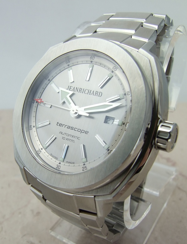 JeanRichard Terrascope Watch Review Wrist Time Reviews