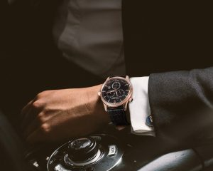 Let Us Review The Reef Tiger Artist Geographer World Time With Day Date Month Black Dial Rose Gold Watch RGA1951