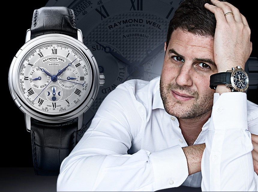 My Very First Grail Watch: Elie Bernheim Of Raymond Weil