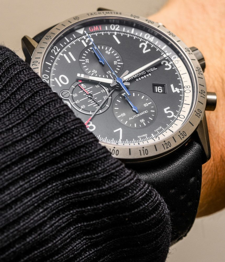 Raymond Weil Freelancer Piper Pilot Watch Review