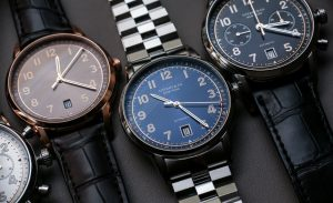Tiffany & Co. CT60 Watch Collection Hands-On & Debut For 2015 Hands-On